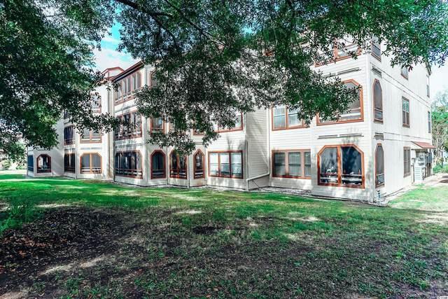 501 Maison Dr. A-5, Myrtle Beach, SC 29572 (MLS #2122671) :: Hawkeye Realty