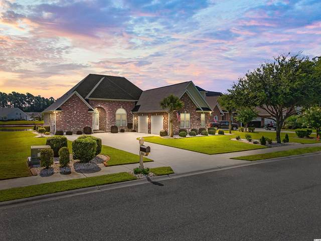 1016 Limpkin Dr., Conway, SC 29526 (MLS #2122682) :: Grand Strand Homes & Land Realty