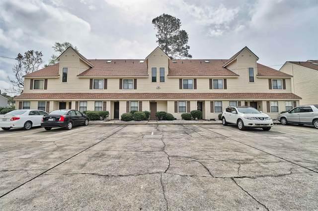 455 Sunnehanna Dr. 10F, Myrtle Beach, SC 29588 (MLS #2122683) :: BRG Real Estate