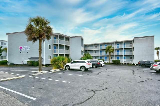 1809 S Ocean Blvd. K-1, North Myrtle Beach, SC 29582 (MLS #2122693) :: Jerry Pinkas Real Estate Experts, Inc
