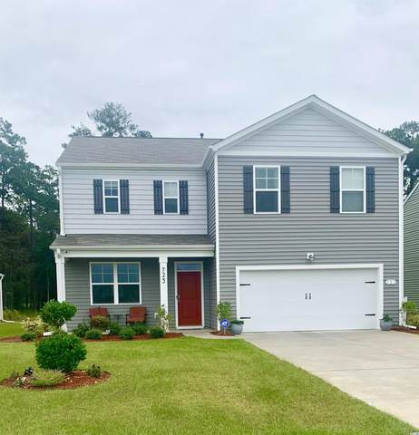 723 Oyster Bluff Dr., Myrtle Beach, SC 29588 (MLS #2122697) :: Grand Strand Homes & Land Realty