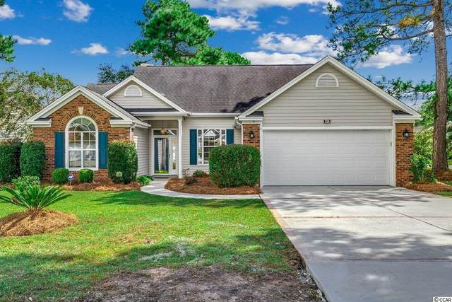 214 Candlewood Dr., Conway, SC 29526 (MLS #2122711) :: Grand Strand Homes & Land Realty