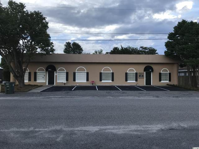 802 13th Ave. S, North Myrtle Beach, SC 29582 (MLS #2122726) :: Brand Name Real Estate