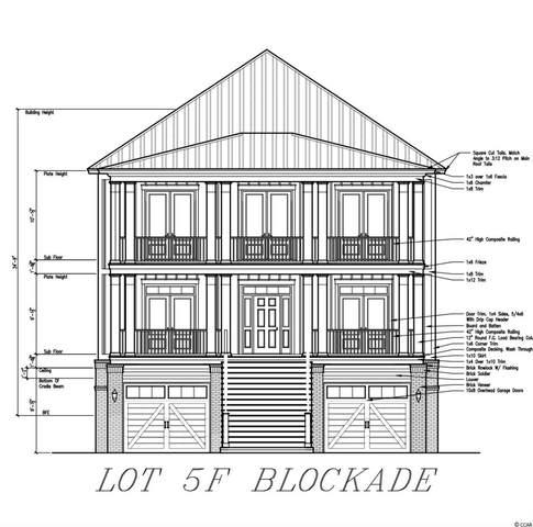 295 Blockade Dr., Pawleys Island, SC 29585 (MLS #2122727) :: Dunes Realty Sales