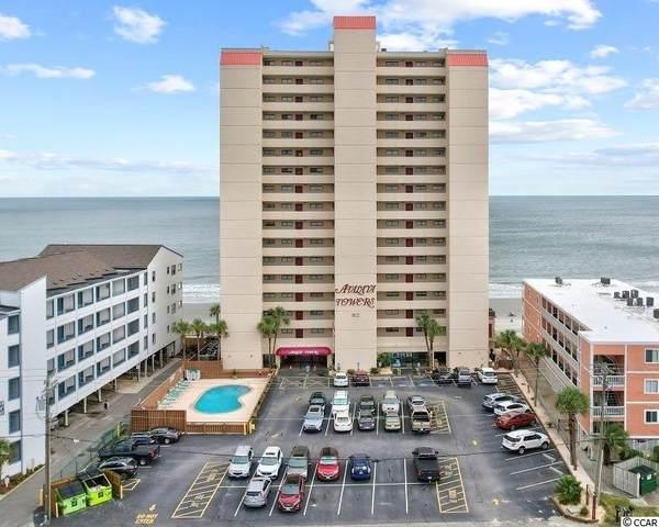 912 N Waccamaw Dr. #1506, Garden City Beach, SC 29576 (MLS #2122730) :: Garden City Realty, Inc.