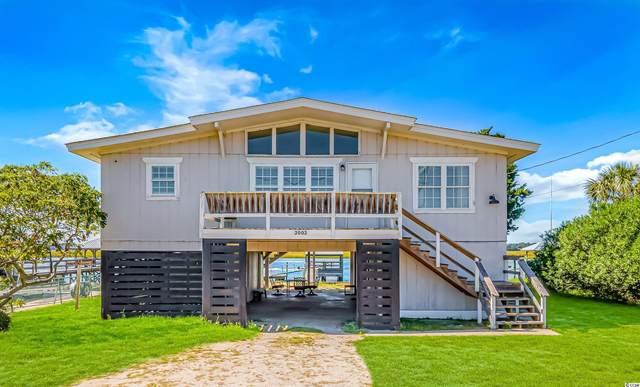 2002 Pompano Dr., Garden City Beach, SC 29576 (MLS #2122754) :: Surfside Realty Company
