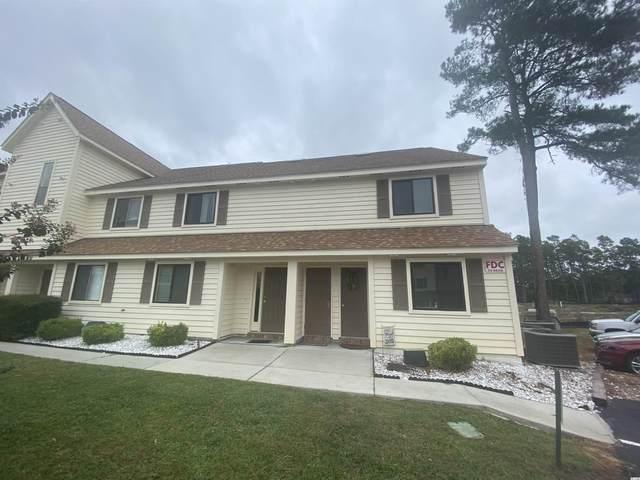 510 Fairwood Lakes Dr. S-21, Myrtle Beach, SC 29588 (MLS #2122757) :: BRG Real Estate