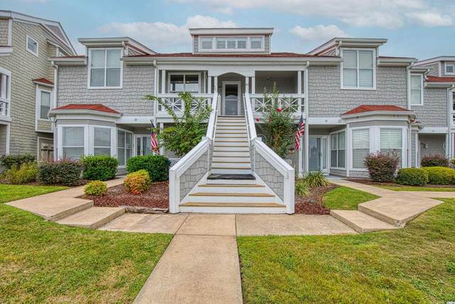 4396 Baldwin Ave. C-40, Little River, SC 29566 (MLS #2122762) :: Jerry Pinkas Real Estate Experts, Inc