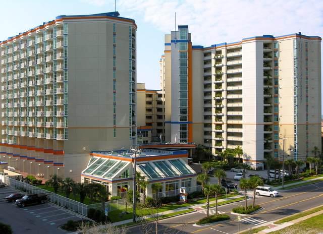 5300 N Ocean Blvd. #408, Myrtle Beach, SC 29577 (MLS #2122764) :: BRG Real Estate