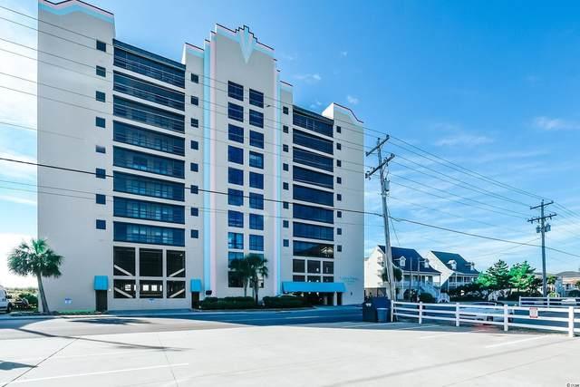 4000 N Ocean Blvd. #803, North Myrtle Beach, SC 29582 (MLS #2122803) :: BRG Real Estate