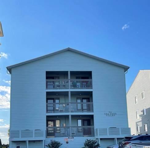 711 S Ocean Blvd. B-2, North Myrtle Beach, SC 29582 (MLS #2122813) :: Chris Manning Communities