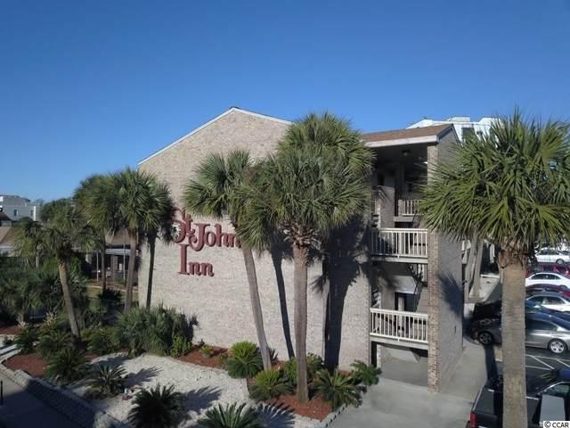 6803 N Ocean Blvd. #131, Myrtle Beach, SC 29572 (MLS #2122817) :: Jerry Pinkas Real Estate Experts, Inc