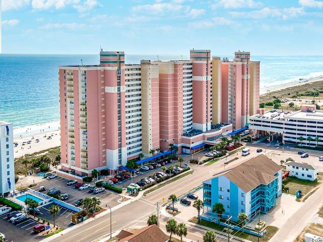 2801 S Ocean Blvd. #439, North Myrtle Beach, SC 29582 (MLS #2122822) :: James W. Smith Real Estate Co.