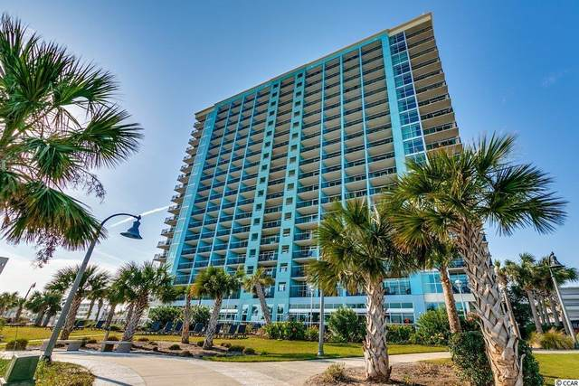 504 N Ocean Blvd. 1405 A&B, Myrtle Beach, SC 29577 (MLS #2122826) :: James W. Smith Real Estate Co.