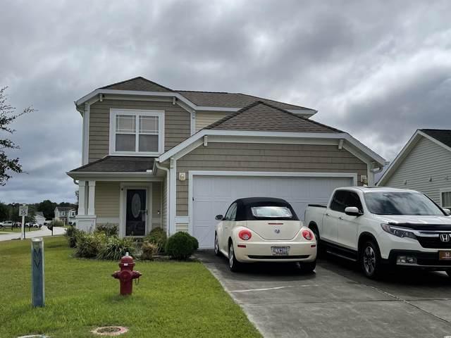 1201 Eagle Creek Dr., Myrtle Beach, SC 29588 (MLS #2122829) :: James W. Smith Real Estate Co.