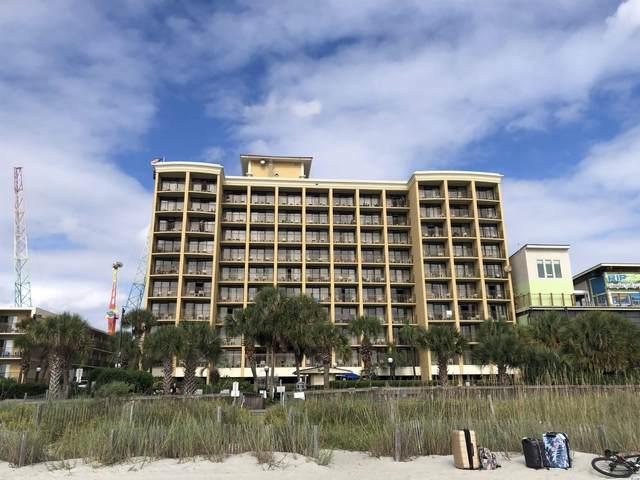 1200 N Ocean Blvd. #602, Myrtle Beach, SC 29577 (MLS #2122838) :: Garden City Realty, Inc.