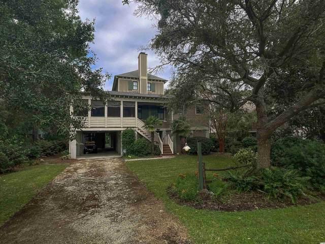 195 Bobcat Dr., Pawleys Island, SC 29585 (MLS #2122860) :: Brand Name Real Estate