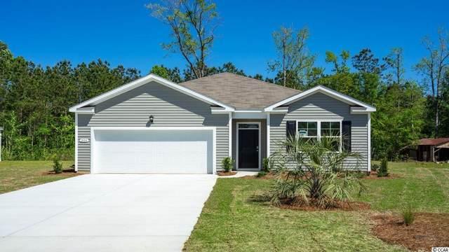 1508 Springfield Lane, Conway, SC 29526 (MLS #2122866) :: Hawkeye Realty