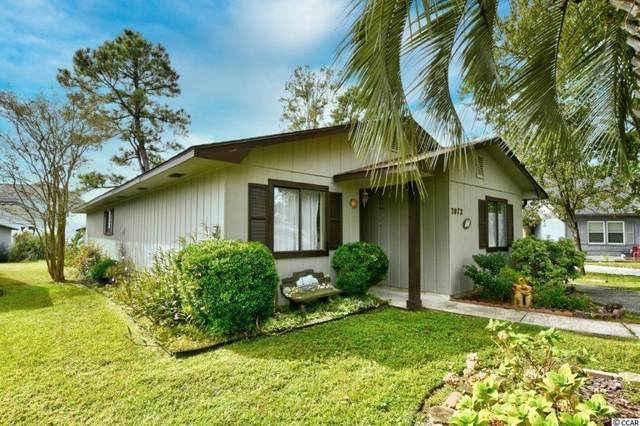 2072 Lakeview Circle, Surfside Beach, SC 29575 (MLS #2122867) :: BRG Real Estate