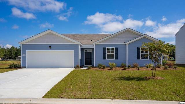 1509 Springfield Lane, Conway, SC 29526 (MLS #2122868) :: Hawkeye Realty