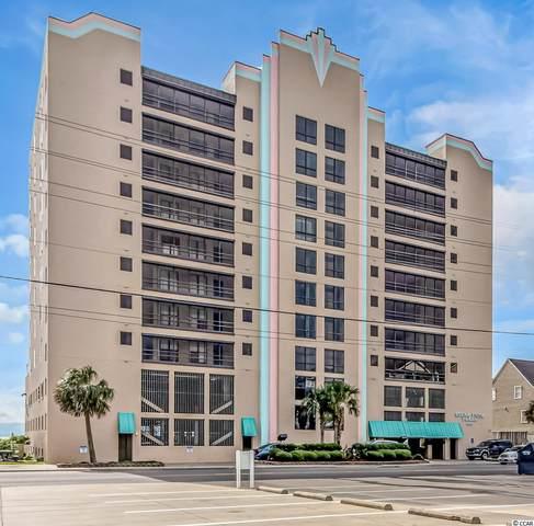 4000 N Ocean Blvd. #507, North Myrtle Beach, SC 29582 (MLS #2122896) :: BRG Real Estate