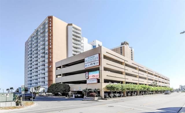 9550 Shore Dr. #502, Myrtle Beach, SC 29572 (MLS #2122897) :: Homeland Realty Group