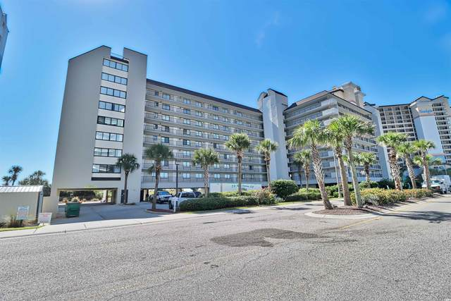 4719 S Ocean Blvd. S #608, North Myrtle Beach, SC 29582 (MLS #2122909) :: Ryan Korros Team