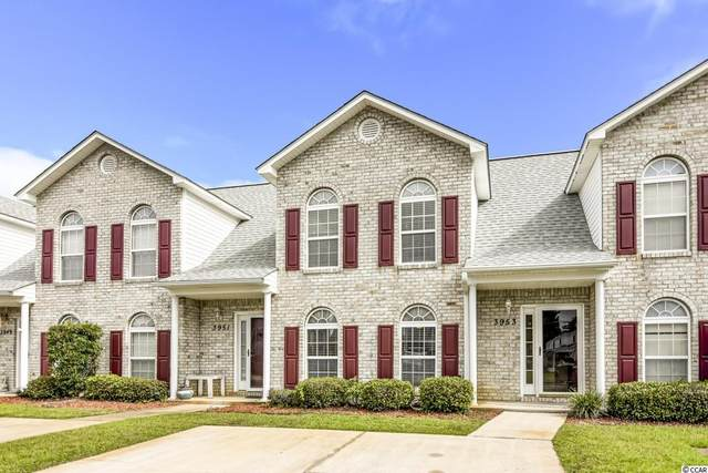 3953 Tybre Downs Circle #3953, Little River, SC 29566 (MLS #2122915) :: BRG Real Estate