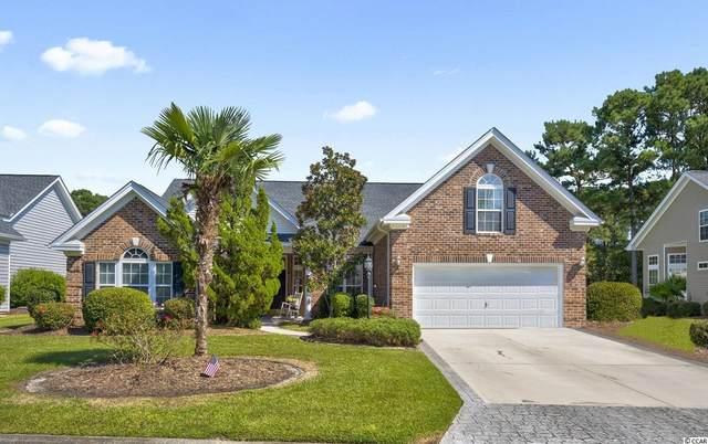 834 Castlebridge Dr., Murrells Inlet, SC 29576 (MLS #2122921) :: Duncan Group Properties