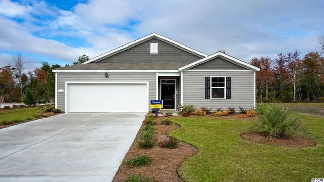 268 Harvest Ridge Way, Conway, SC 29527 (MLS #2122937) :: Scalise Realty