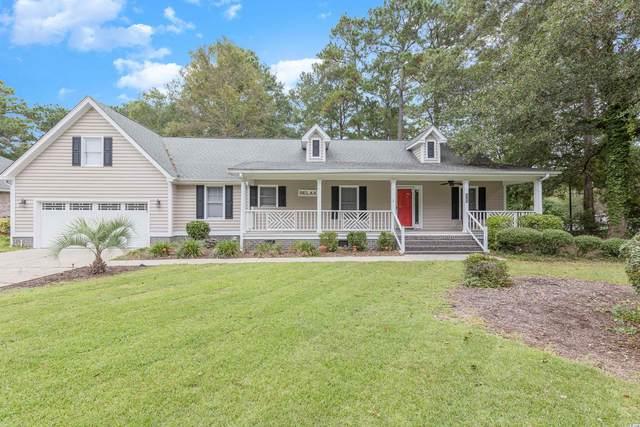 9500 Indigo Creek Blvd., Murrells Inlet, SC 29576 (MLS #2122945) :: James W. Smith Real Estate Co.