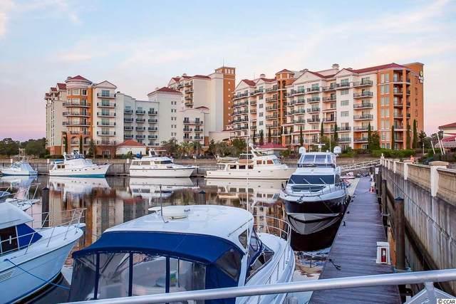 8121 Amalfi Pl. 7-502, Myrtle Beach, SC 29572 (MLS #2122957) :: Jerry Pinkas Real Estate Experts, Inc