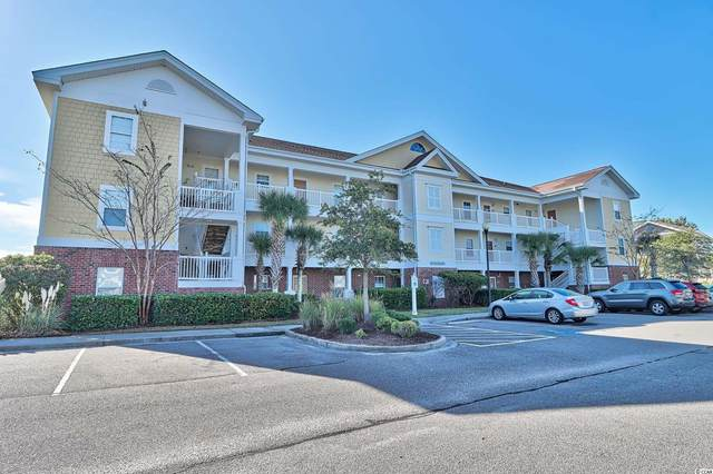 6203 Catalina Dr. #422, North Myrtle Beach, SC 29582 (MLS #2122965) :: James W. Smith Real Estate Co.