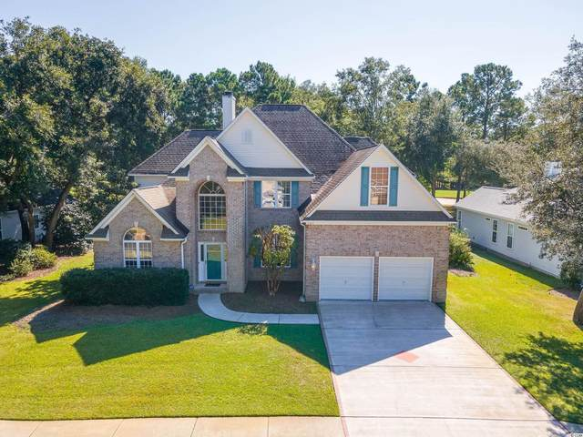 107 Deacon Dr., Pawleys Island, SC 29585 (MLS #2122971) :: Jerry Pinkas Real Estate Experts, Inc
