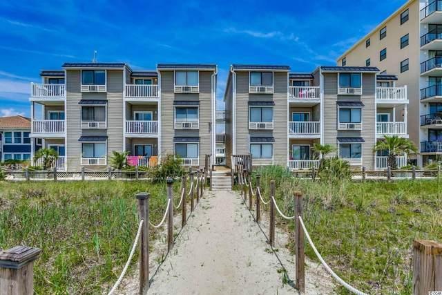 2203 S Ocean Blvd. C 3, North Myrtle Beach, SC 29582 (MLS #2122975) :: Dunes Realty Sales