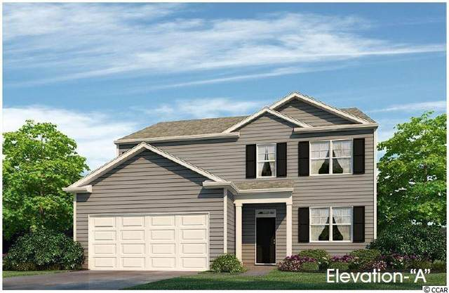 284 Harvest Ridge Way, Conway, SC 29527 (MLS #2122977) :: Scalise Realty