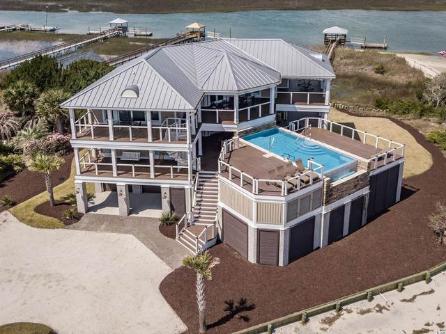 99 Atlantic Ave., Pawleys Island, SC 29585 (MLS #2122985) :: James W. Smith Real Estate Co.