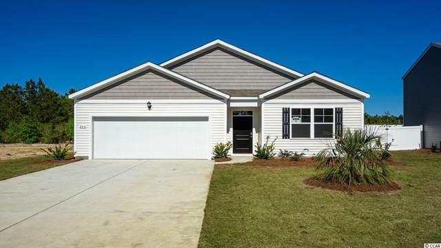 531 Sugar Pine Dr., Conway, SC 29526 (MLS #2123000) :: Duncan Group Properties