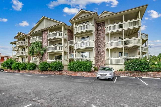 2805 N Ocean Blvd. #105, Myrtle Beach, SC 29577 (MLS #2123008) :: BRG Real Estate