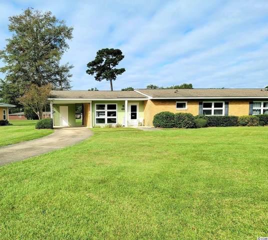 761 Walnut Ave. #761, Myrtle Beach, SC 29577 (MLS #2123015) :: BRG Real Estate