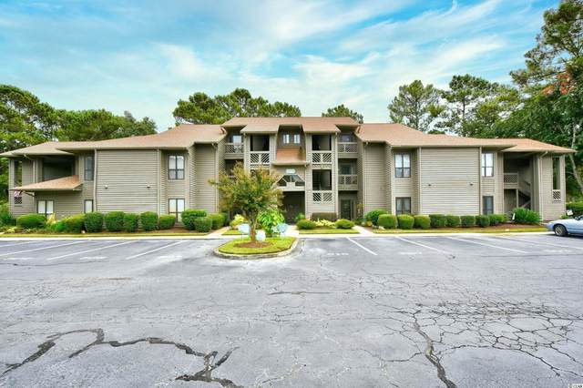 510 Indian Wells Ct. #510, Murrells Inlet, SC 29576 (MLS #2123016) :: The Lachicotte Company
