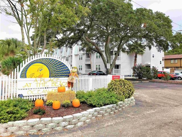 401 N Hillside Dr. 3J, North Myrtle Beach, SC 29582 (MLS #2123027) :: The Lachicotte Company