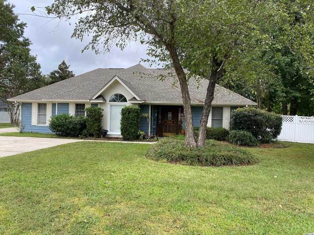 3912 Thornwood Dr., Myrtle Beach, SC 29588 (MLS #2123035) :: Jerry Pinkas Real Estate Experts, Inc