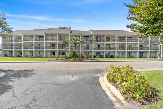 209 75th Ave N 5308-5309, Myrtle Beach, SC 29572 (MLS #2123039) :: The Litchfield Company