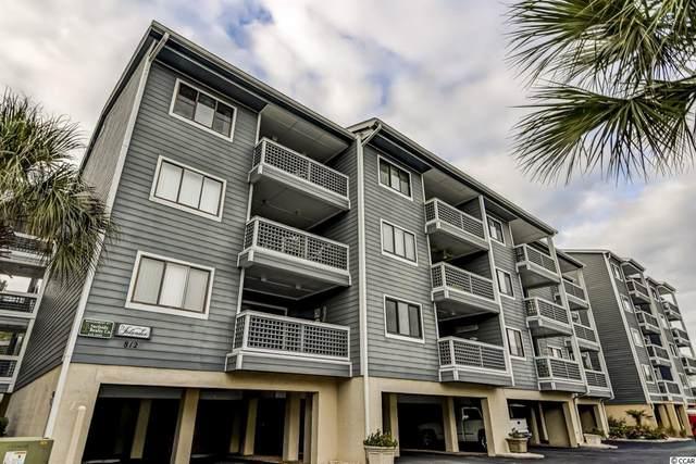 812 S Ocean Blvd. E-2, Surfside Beach, SC 29575 (MLS #2123047) :: Brand Name Real Estate
