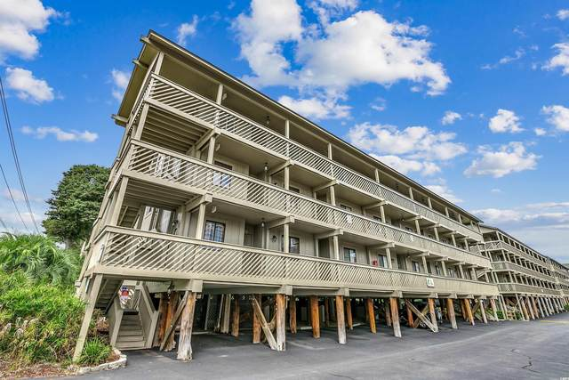 202 Maison Dr. L-101, Myrtle Beach, SC 29572 (MLS #2123048) :: Hawkeye Realty