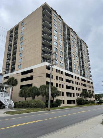 4103 N Ocean Blvd. #708, North Myrtle Beach, SC 29582 (MLS #2123055) :: BRG Real Estate