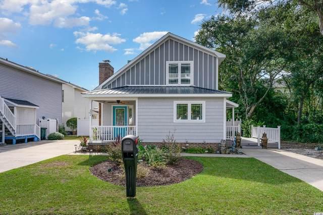 304-A Hillside Dr. N, North Myrtle Beach, SC 29582 (MLS #2123057) :: BRG Real Estate