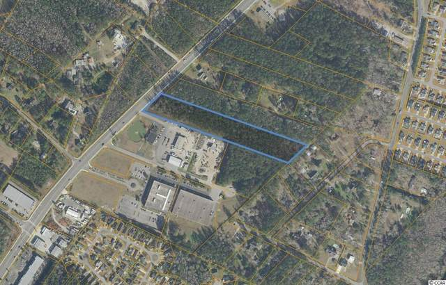 5.73 Acres Highway 707, Murrells Inlet, SC 29576 (MLS #2123069) :: The Lachicotte Company