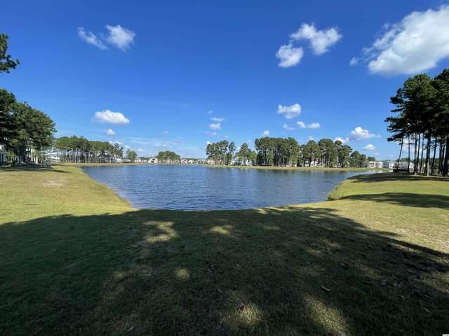 638 Waterbridge Blvd., Myrtle Beach, SC 29579 (MLS #2123087) :: Hawkeye Realty